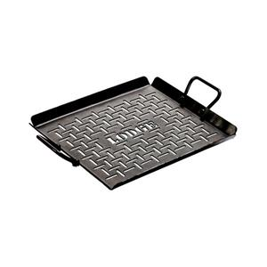 Seasoned Steel Grilling Pan - 13 x 12-in.
