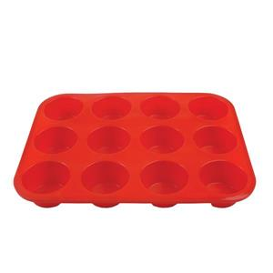 Siliconezone Muffin Pan - 12-Cup