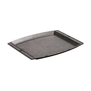 Lodge Jumbo Cast Iron Platter - 12 x 15-in.
