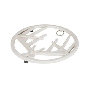 Lodge Enamel Antler - 8-in. - Biscotti