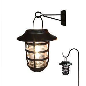 Classy Caps Nottingham Solar Path Light - Aluminium - Black