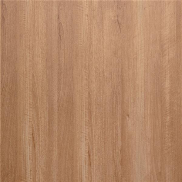 Lattes de Vinyle SPC Nola de PROTIER, 7 po x 54 po, brun naturel