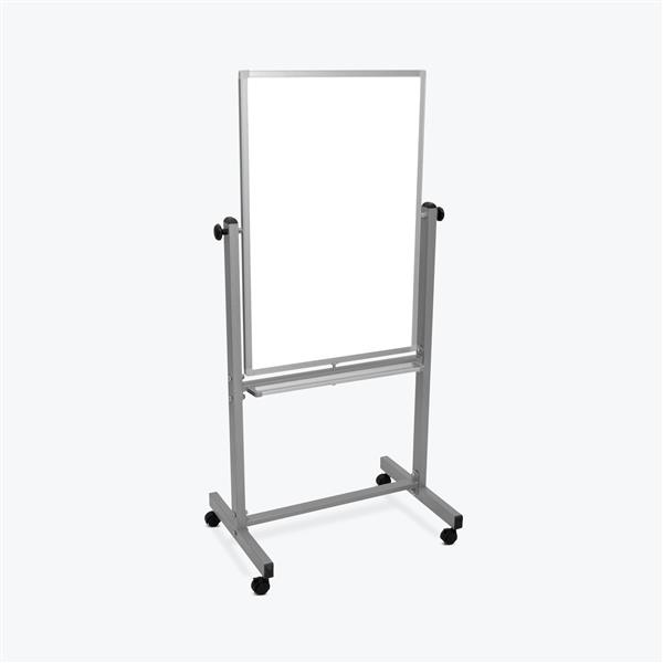 Luxor Double-Sided Magnetic Whiteboard - 24-in x 36-in