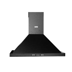 Turin Malibu Wall Mounted Range Hood - 30-in - Black