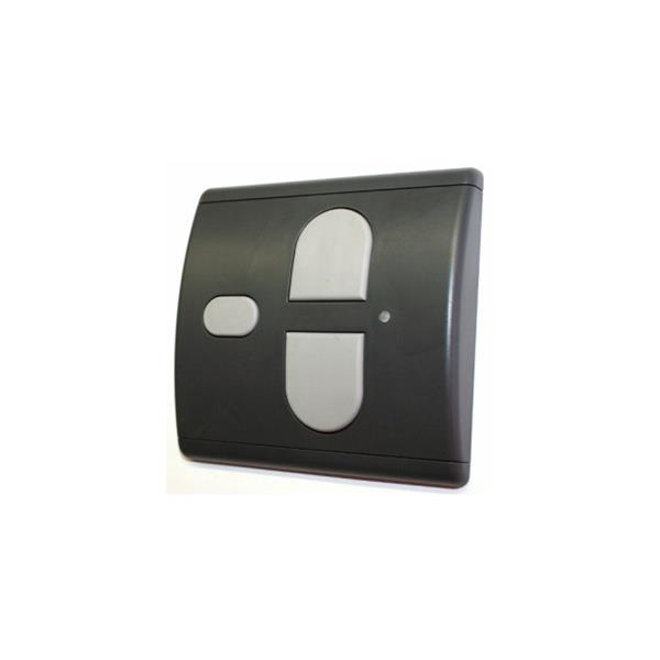 SOMMER EVO wireless wall button  for Garage Door Opener - anthracite - 922MHz