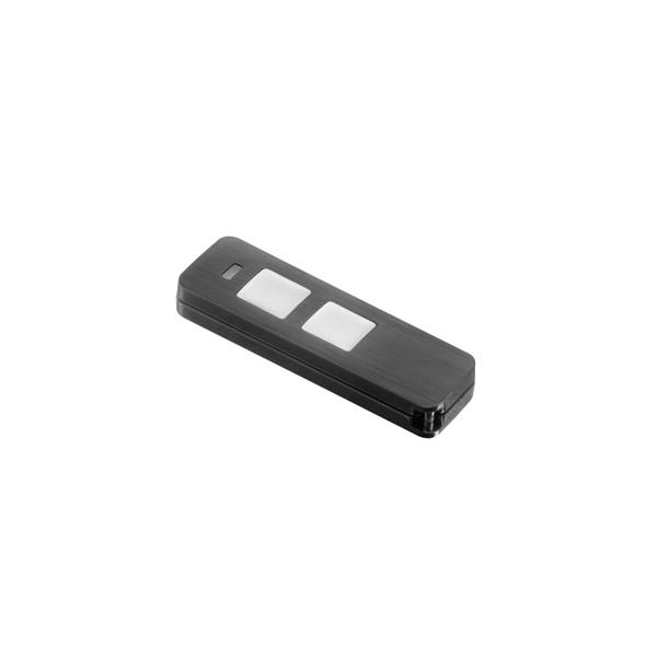 SOMMER EVO+ Pearl twin 2-button remote transmitter for garage door - 922MHz