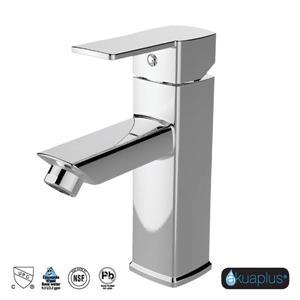 akuaplus® TALA Lavatory Faucet  - Single Square Handle - Chrome