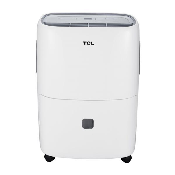 TCL Dehumidifier - 20-Pint - White