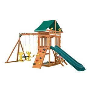 Creative Cedar Designs Sky View Playset