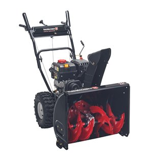 Yard Machines 24-inch 208cc Two-Stage Snow Blower