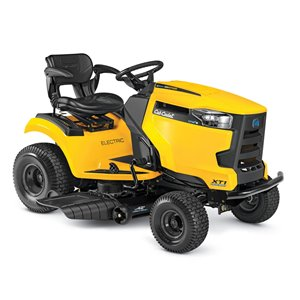 Cub Cadet 42-inch Electric Riding Lawn Mower - 56 V Battery