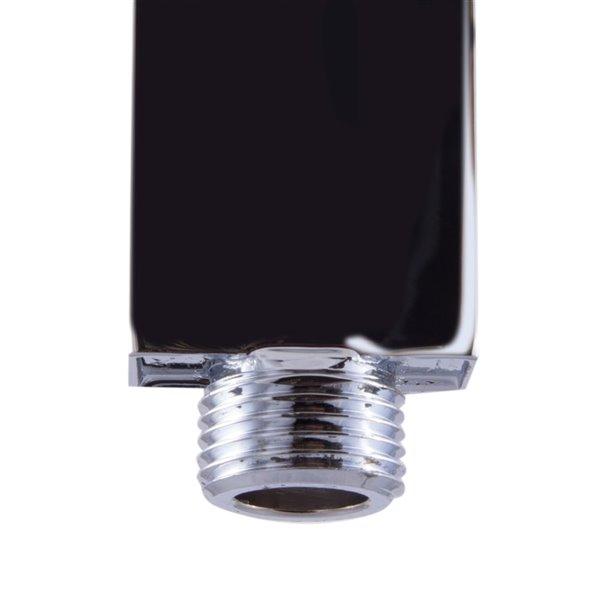 AlFI Brand Bathtub/Shower Arm - 2.38-in - Polished Chrome