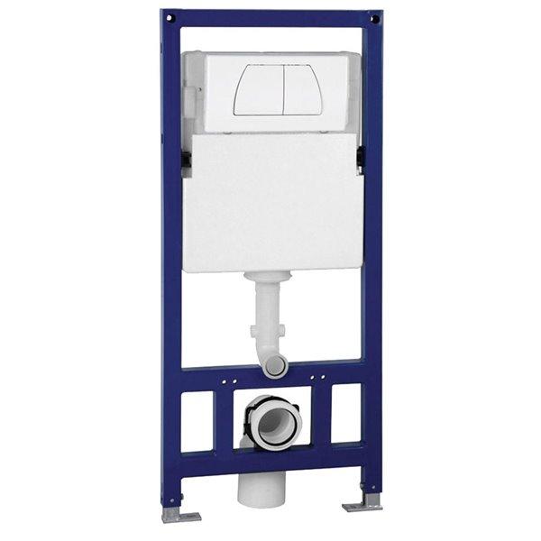 EAGO Toilet Tank for Wall Mounted Toilet - Porcelain