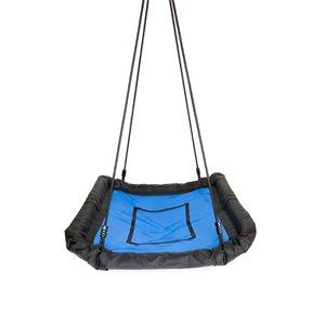 Creative Cedar Designs Platform Swing - Blue