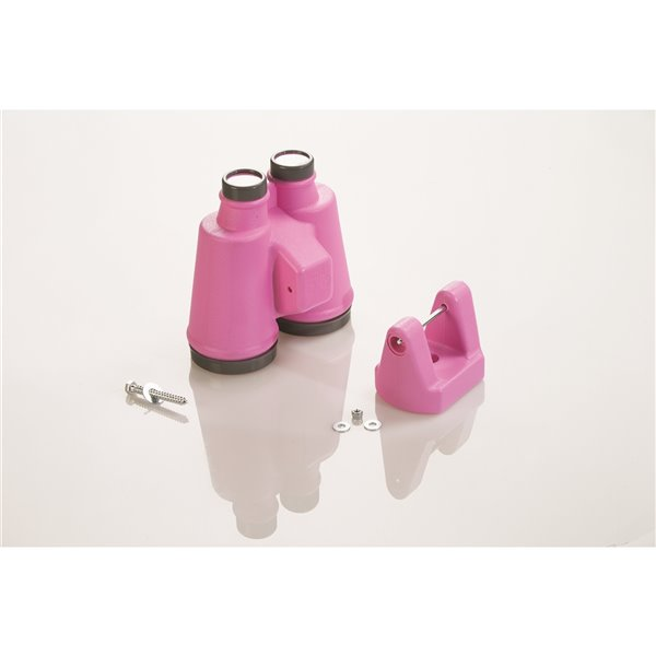 Jumelles-jouet, rose  de Creative Cedar Designs