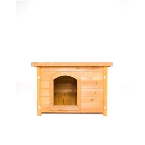 Niche pour chien K-9 Kamp de Creative Cedar Design, petite