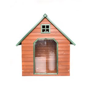 Creative Cedar Design K-9 Kabin Doghouse - Large