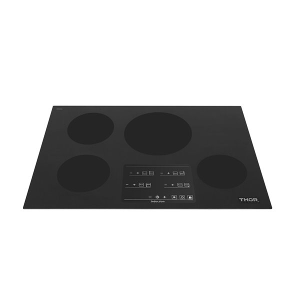 Thor Kitchen Induction Cooktop with German Glass - 30-in