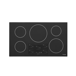 Thor Kitchen Induction Cooktop Japanese Glass - 36-in