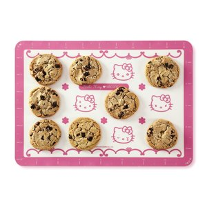 Siliconezone Hello Kitty Baking Mat - 16.5 x 11.6-in.