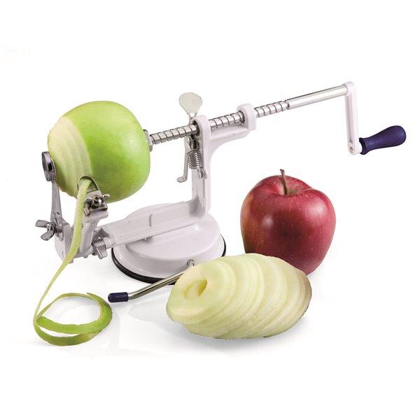Appareil multi-usage pour pommes de Metaltex, blanc