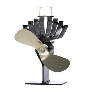 Ecofan UltrAir Wood Stove Fan - Gold