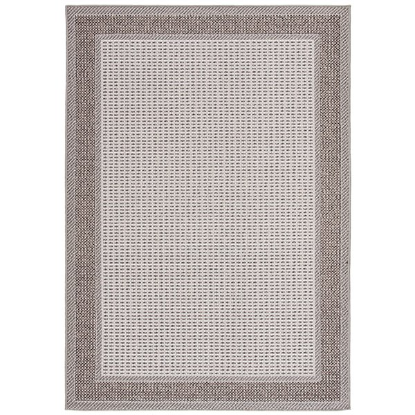 Safavieh Lakeside Area Rug - 5-ft 3-in x 7-ft 7-in - Rectangular - Beige/Brown