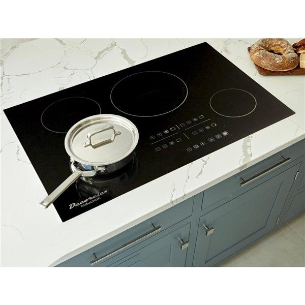Decorelex Built-in Induction Cooktop - 4 Element - 30-in