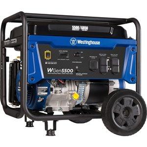 Génératrice Portable Westinghouse WGen5500