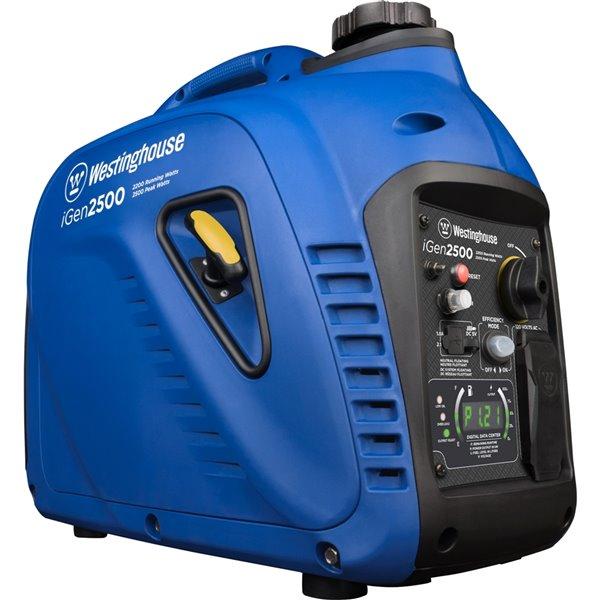 Westinghouse iGen2500 Portable Inverter Generator - Gas