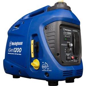 Westinghouse iGen1200 Portable Inverter Generator - Gas