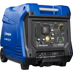 Westinghouse iGen4500 Portable Inverter Generator - Gas
