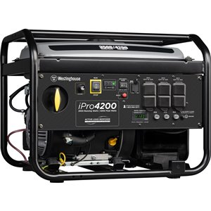 Westinghouse iPro4200 Portable Inverter Generator - Gas