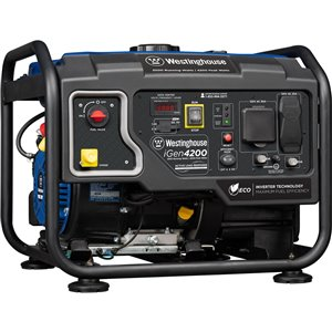 Westinghouse iGen4200 Portable Inverter Generator - Gas
