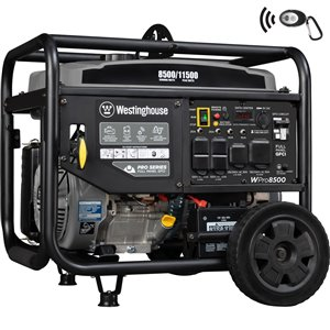 Westinghouse WPro8500 Pro Series Portable Generator