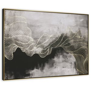 Gild Design House Golden Path Wall Art Decor - 58-in x 49-in
