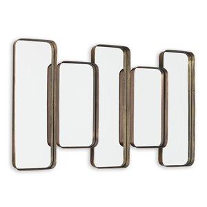 Gild Design House Orson Mirror - Grey - 23.4-in x 39-in