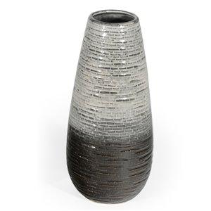 Vase de table décoratif Kadi Gild Design House, 17 po