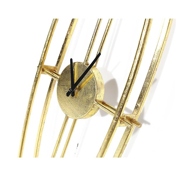 Gild Design House Kacey Wall Clock - Gold - 36-in x 12-in