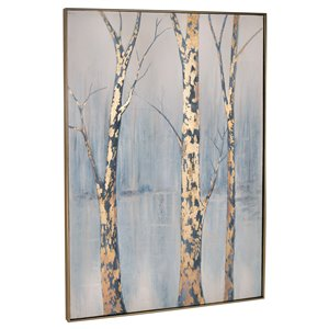 Gild Design House Timber Wall Art Decor - 52-in x 40-in