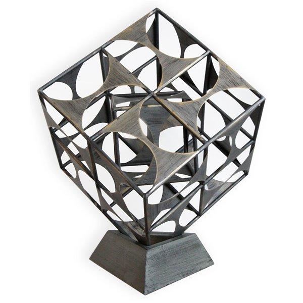 Gild Design House Gian Tabletop Sculpture - Grey
