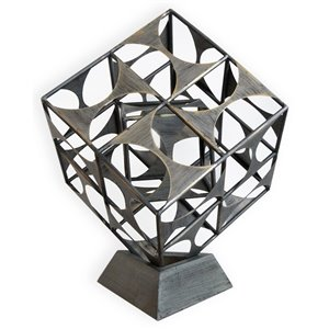 Gild Design House Gian Tabletop Sculpture - Grey