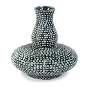 Gild Design House Kelly Ceramic Table Vase - 14-in