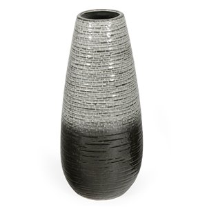Vase de table décoratif Kadi Gild Design House, 20 po