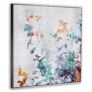 Gild Design House Lively Garden Wall Art Decor - 32-in x 32-in