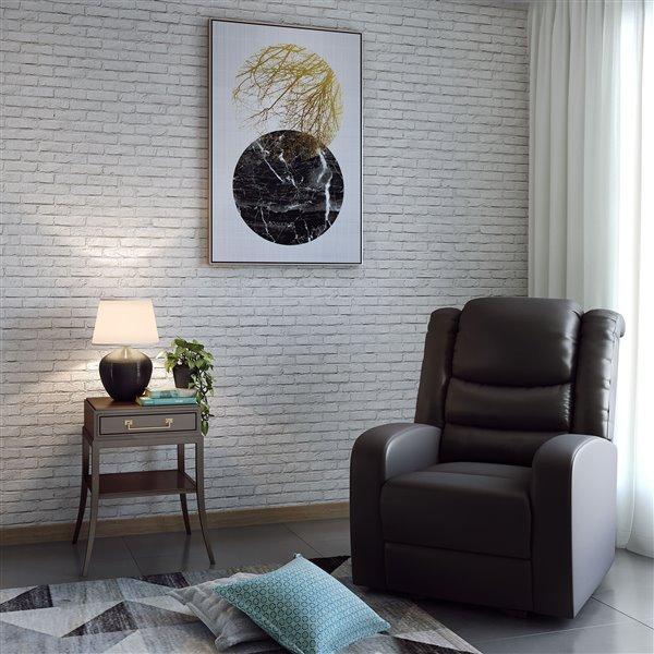 Toile murale Lunaire Gild Design House, 48 po x 32 po
