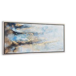 Gild Design House Rising River Wall Art Decor - 20-in x 40-in