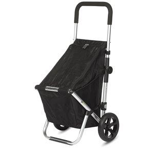 Playmarket Go Fun Shopping Trolley - Black