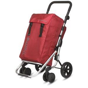 Playmarket Go Plus Shopping Trolley  - 4 Wheels - Burdeos