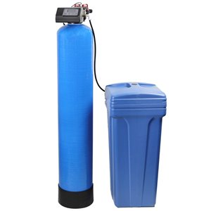 Rainfresh 45,000 grain 2-tank Water Softener with Iron Removal